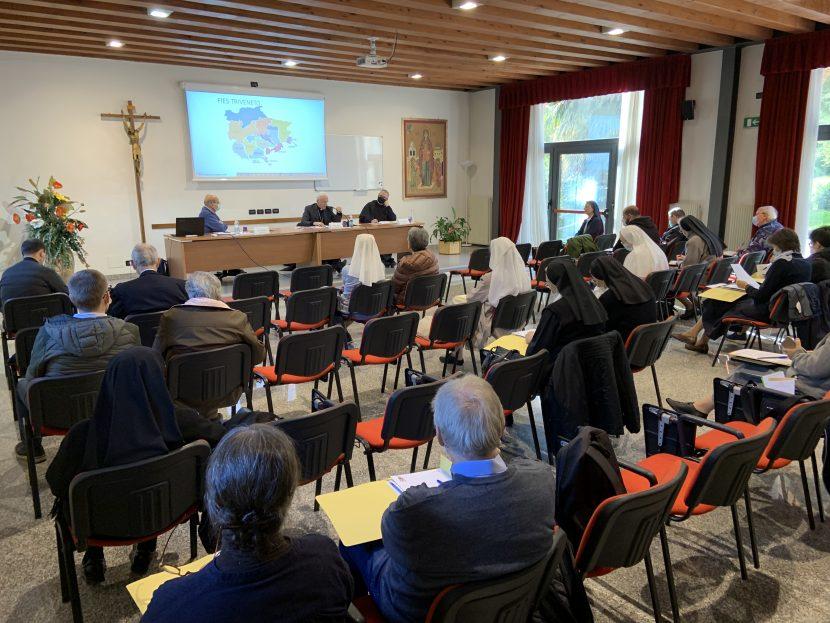 Si è svolta a Centrale di Zugliano l'Assemblea Regionale Direttori Case Spiritualità & Santuari del Triveneto